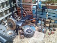 "gym equipment,barbell""s , dumbbell""s,weight plates over 550 kg"