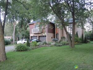 560 000$ - Maison 2 étages à vendre à Chambly