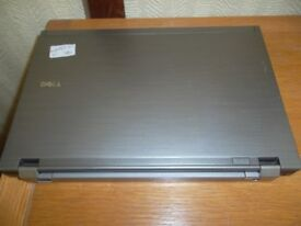 Laptop *** Dell Latitude E4310 - Core i5 560M 2.67GHz 4 GB RAM 250 GB HDD Webcan Ref: 10409