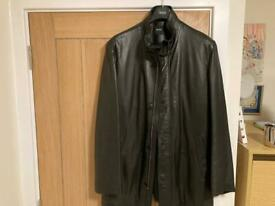 Hugo Boss 3/4 length coat