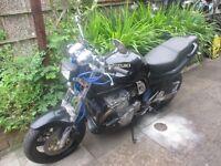 Suzuki gif bandit 600 1997 spares or repairs project