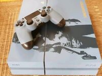 1tb Unchartered Special edition PS4 console