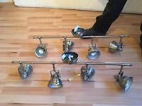 Two Sets of Ceiling Lights