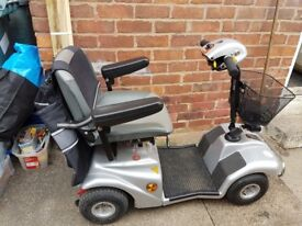 Mobility scooter 2014