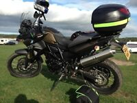 BMW F800GS, Reluctant sale due family commitments!