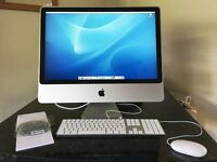 "Apple iMac 24"" Intel Core 2 Duo 2GB RAM/320GB HDD"