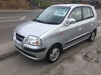 Hyundai Amica 1.1 Cdx 2007 Excellent Condition 6 months mot cheap on insurance BARGAIN ONLY £500
