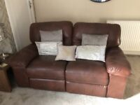 Reclining 2-seater sofas for sale