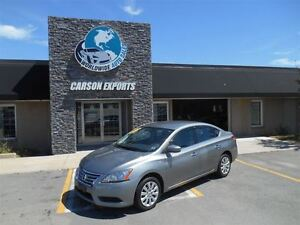 2013 Nissan Sentra 1.8 S!  FINANCING AVAILABLE