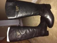 Never worn Tory Burch Riding Boots