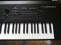 Yamaha S70XS Synthesiser