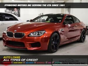 2013 BMW M6 HEADS UP DISPLAY / SOFT CLOSE DOORS