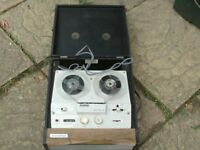 vintage reel to reel recorder