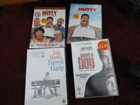About a Boy, Forrest Gump, The Nutty Professor, Nutty Professor 11 - The Klumps