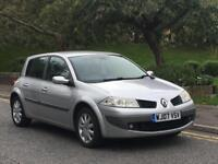 **LOW MILES ++ £30 TAX FOR 1 YEAR ++ RENAULT MEGANE DYNAMIQUE DCI 1.5 DIESEL (2007 YEAR)**