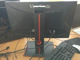 Viewsonic XG2401 1080p 144hz 1ms AMD Freesync Gaming Monitor