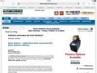 Water Softener - EMS10 Blue Meter Controlled ECO Water Softener (EMS10)