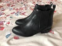 Next Real Leather Chelsea Boots
