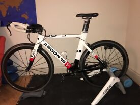 Argon 18 E80 TT/ Triathlon Bike