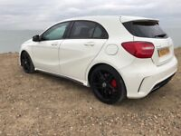 Mercedes A45 AMG priced to sell stunning car very clean