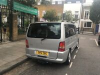 Mercedes V230 Ambient Auto in perfect condition and interior leather seat and almost new tayers.