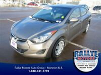 2013 Hyundai Elantra GL! Ext Warranty! ONLY 63 KM! Heated Seats!