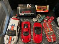 Die cast/model cars - Ferrari/Lamborghini - Bburago/Maisto/Corgi