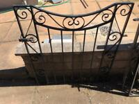 Iron Gates - Path & Driveway