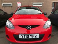 2010 Mazda 2 TS Low Mileage 45k Comes with 12 Months Warranty, Full Service and Valet AA Cover