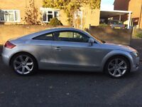 Audi TT coupe Tfsi, stunning example, stage 1 remap, parrot system, fully serviced