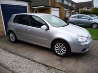 VW Golf 1.6 FSI match