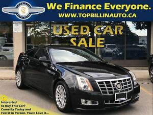 2012 Cadillac CTS 4 AWD, Navigation, Back-up Camera, 3.6L