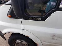 Transit 100T280 van