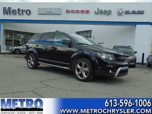 2016 Dodge Journey Crossroad Fully Loaded