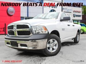 2017 Dodge Ram 1500 Brand New SXT Crew 4x4 Only $28,995