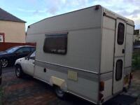Citroen Romahome Venture Campervan
