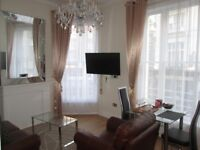 Holiday / Short term / Hyde park / central London / A very spacious 1 bedroom modern apartment