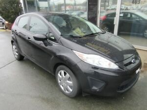 2013 Ford Fiesta 5DR AUTO HATCH WITH ONLY 55K