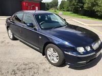 Mot till April 2018. Rover 75 1.8 turbo 51748 miles