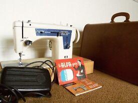 Sewing Machine Make ALFA (ELECTRIC)