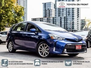 2015 Toyota Prius v Technology Pkg *OFF LEASE*