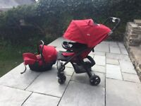 Jole baby travel system (car seat and stroller)
