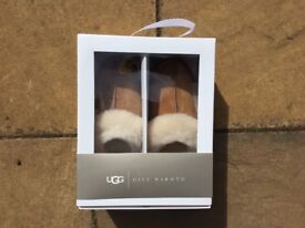 SOLD SOLD Genuine UGG slippers. New in box. Size 6 uk
