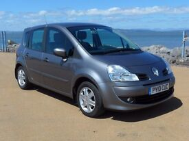 Renault Modus *ONLY £30 ROAD TAX* *FSH* LOW MILEAGE: ONLY 42,111 * GREAT CONDITION* VERY ECONOMICAL*