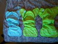 Cloth nappies £1 or less per item