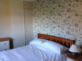 Short-term let - Double room available in Clevedon from 1st September