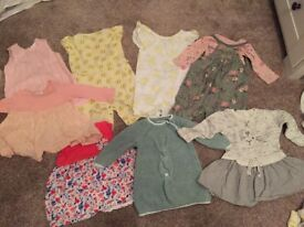 Gorgeous Baby girl outfits 3-6 months