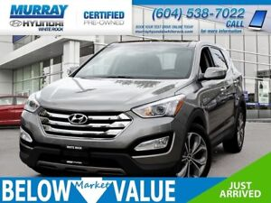 2013 Hyundai Santa Fe Sport 2.0T SE**REAR CAMERA**BLUETOOTH**LEA