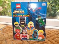 LEGO DC Super heroes book collection - brand new