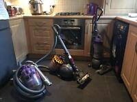 DYSON Hoover can deliver with 3 month warranty (repairs from £10)